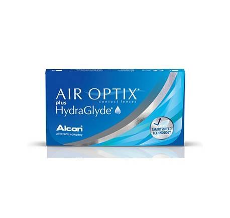 Air Optix Aqua HydraGlide